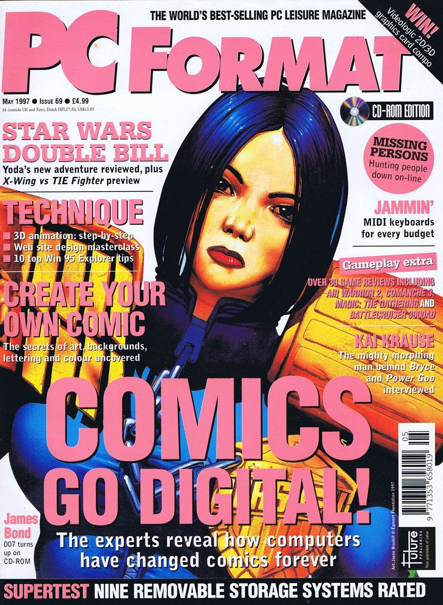 PC Format Issue 069 (May 1997)