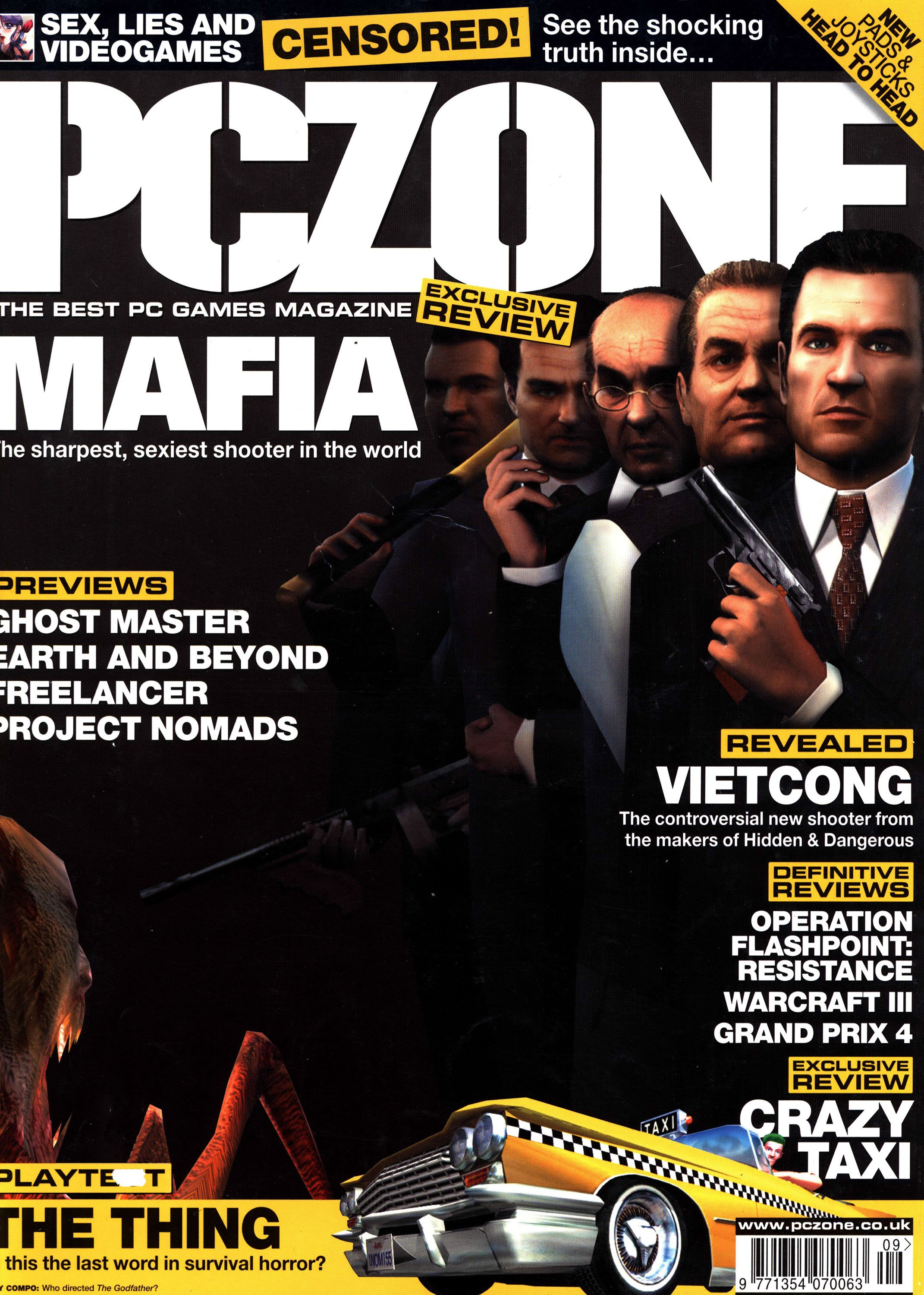 PC Zone Issue 119 (September 2002)