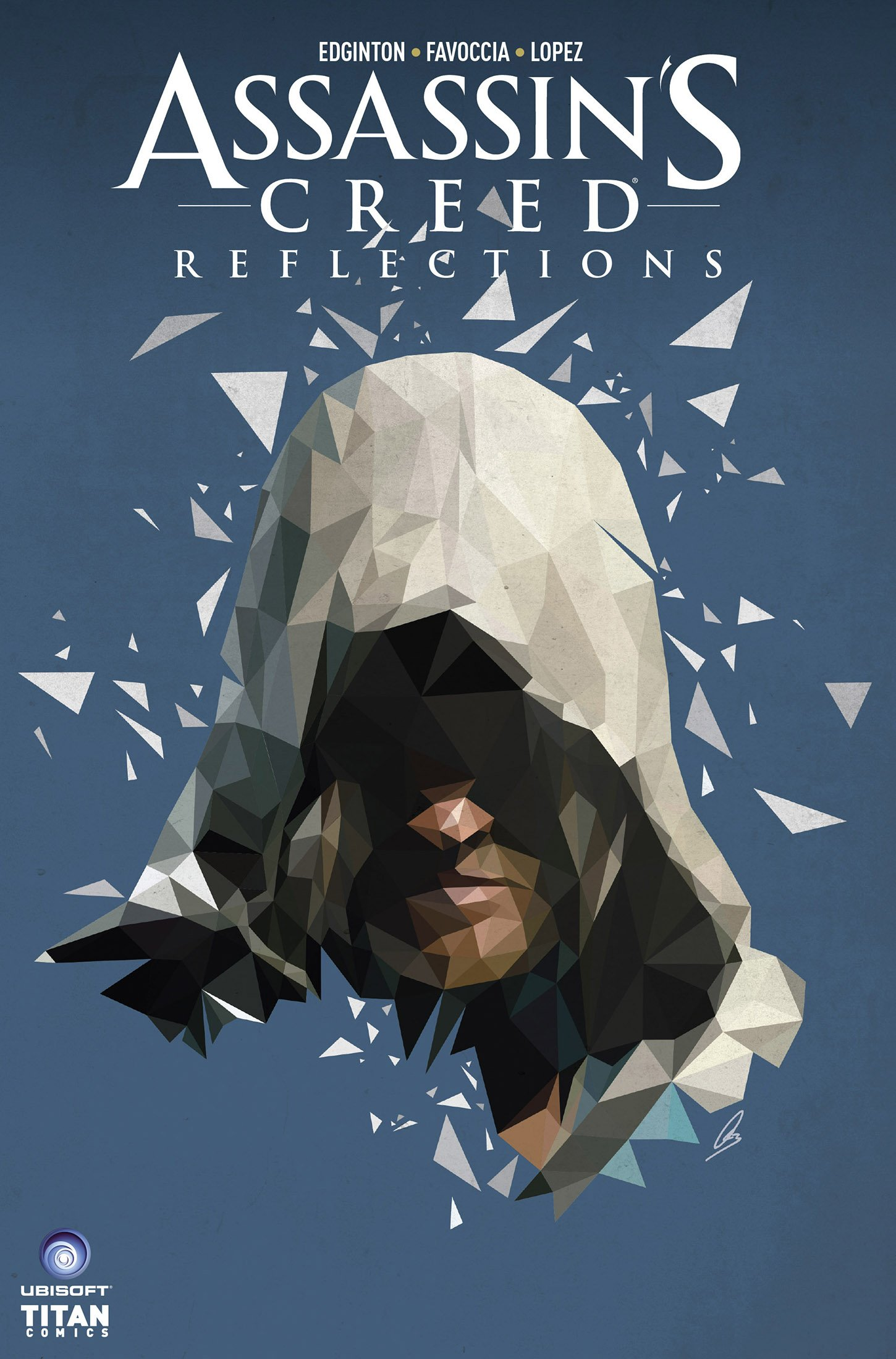 Assassin's Creed - Reflections 03 (June 2017) (cover c)