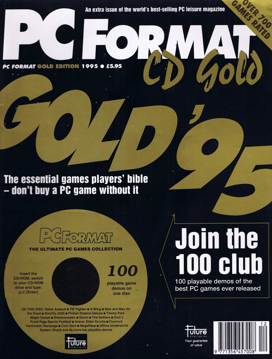 PC Format Gold Edition 1995