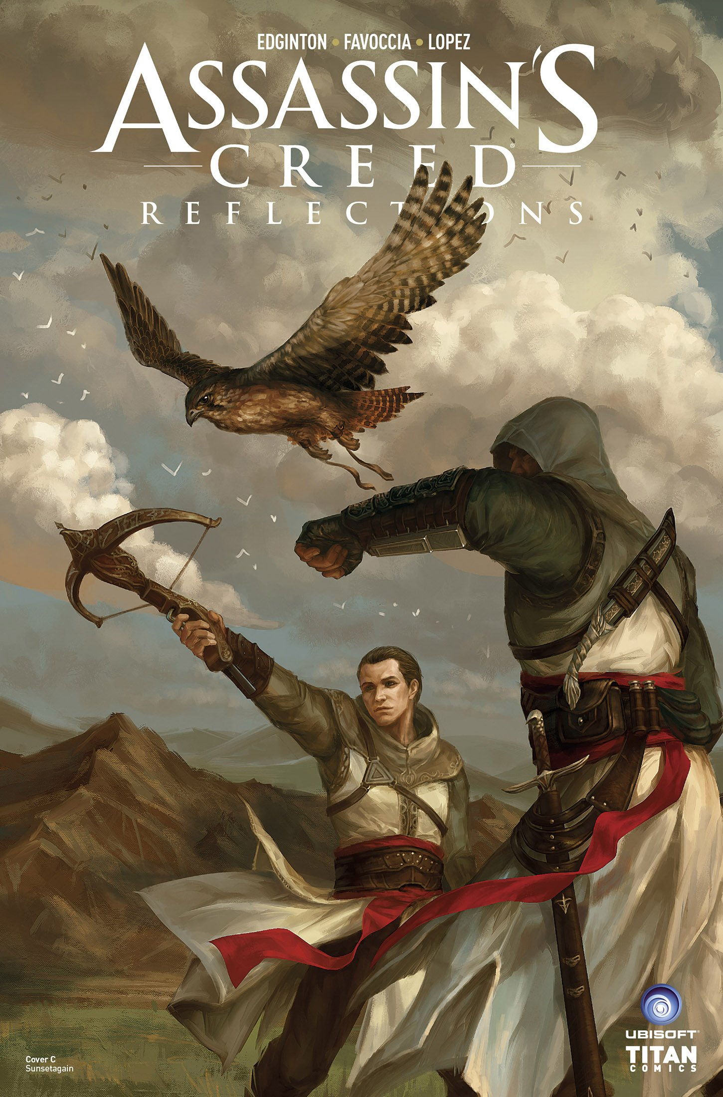 Assassin's Creed - Reflections 02 (May 2017) (cover c)