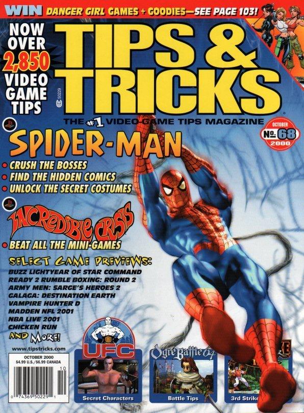 Tips & Tricks Issue 068 (October 2000)