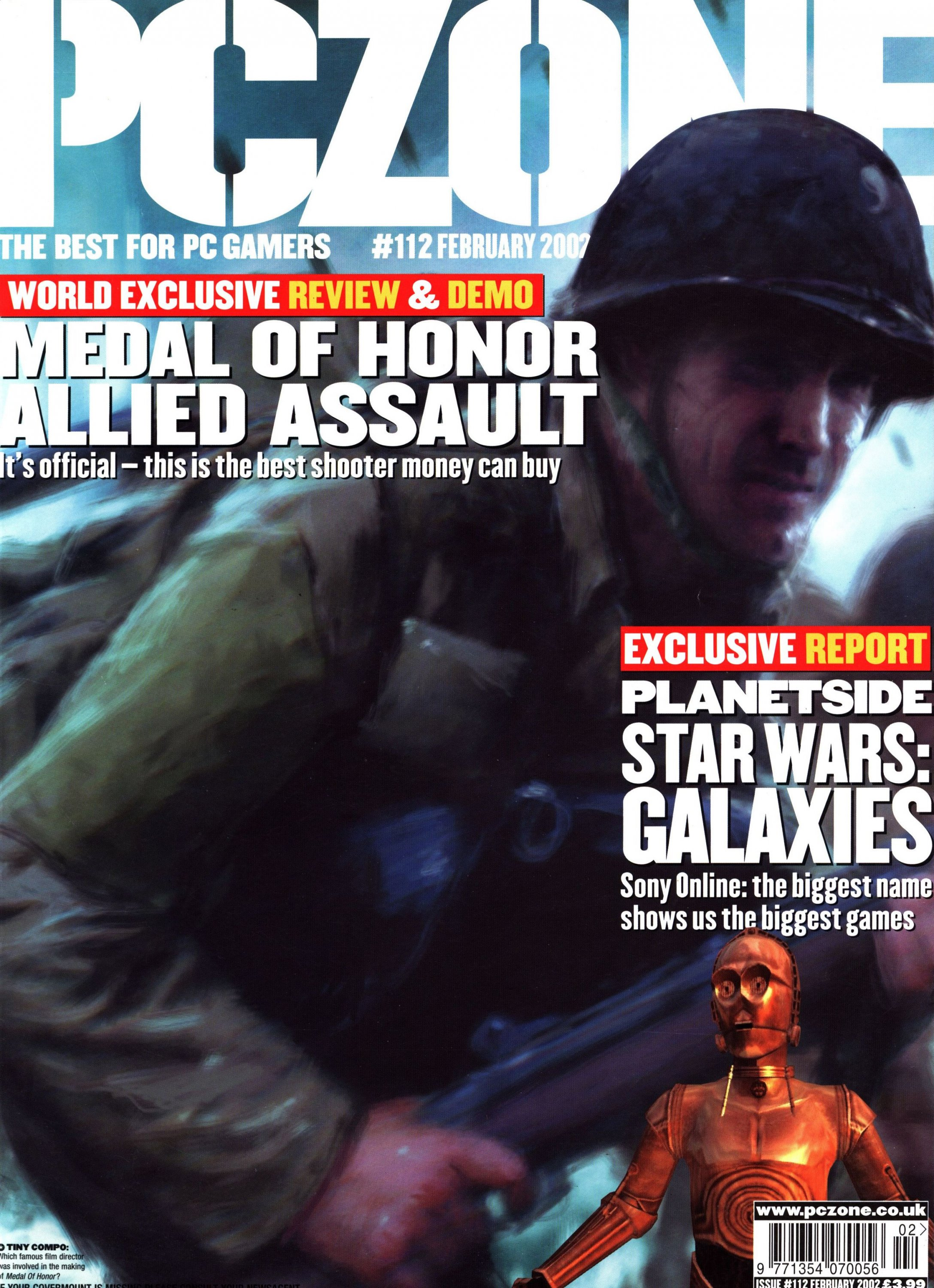 PC Zone Issue 112 (February 2002)