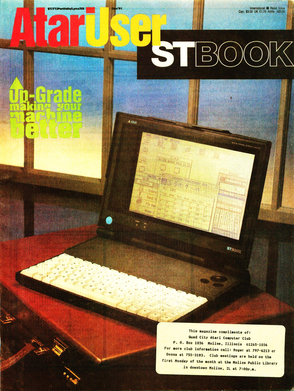 AtariUser 08 (December 1991)