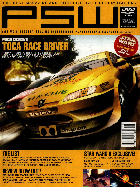 PSW Issue 27 (April 2002)