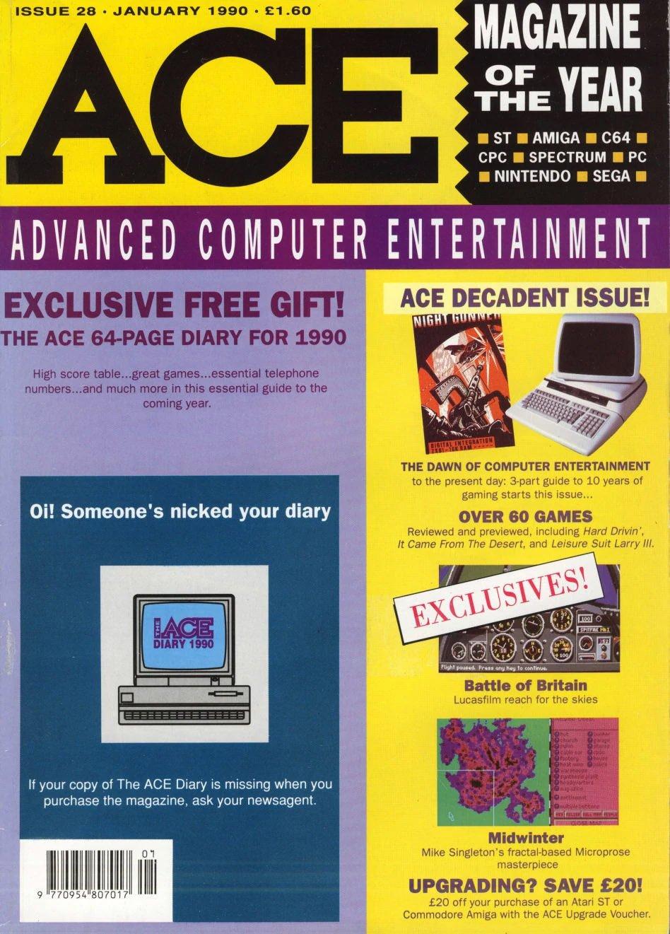 ACE 28 (January 1990)