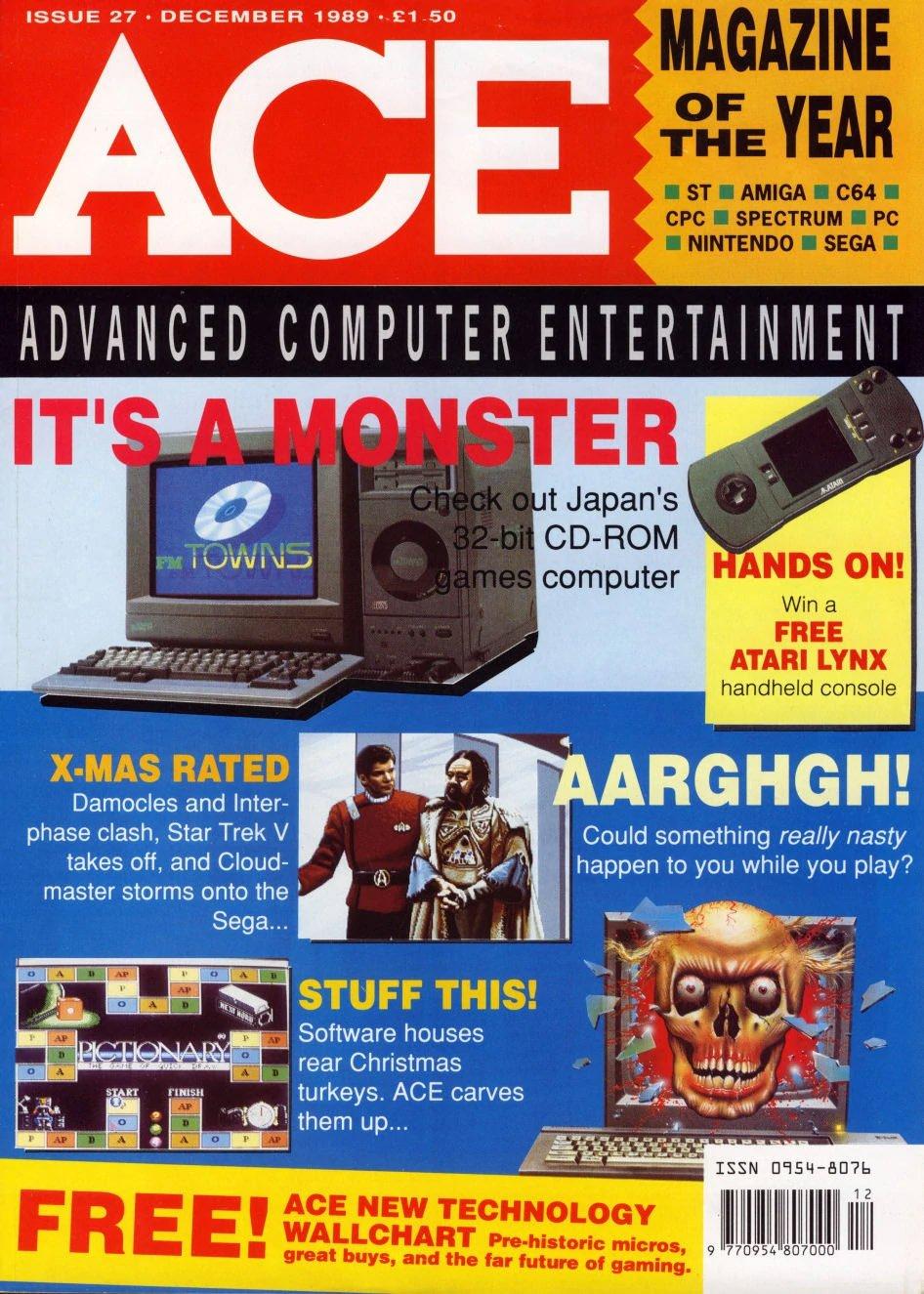 ACE 27 (December 1989)