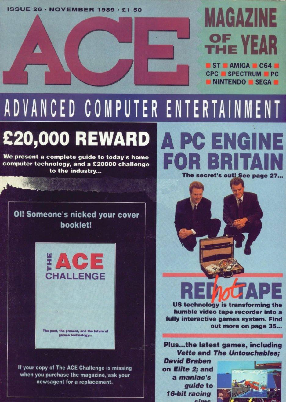ACE 26 (November 1989)