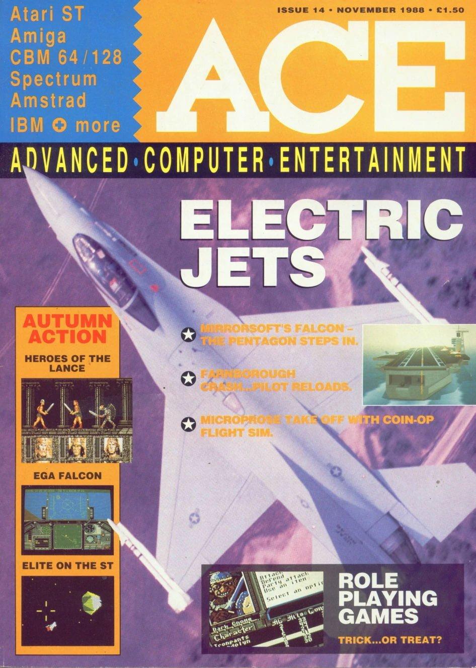 ACE 14 (November 1988)
