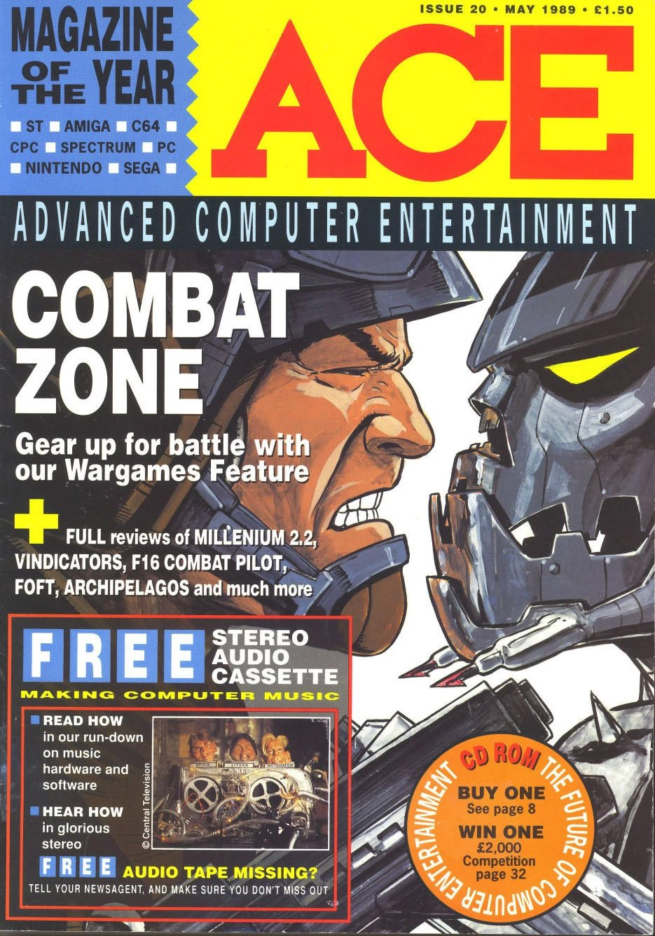 ACE 20 (May 1989)