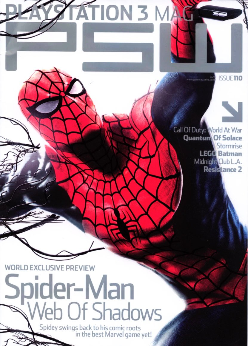 PSW Issue 110 (July 2008)