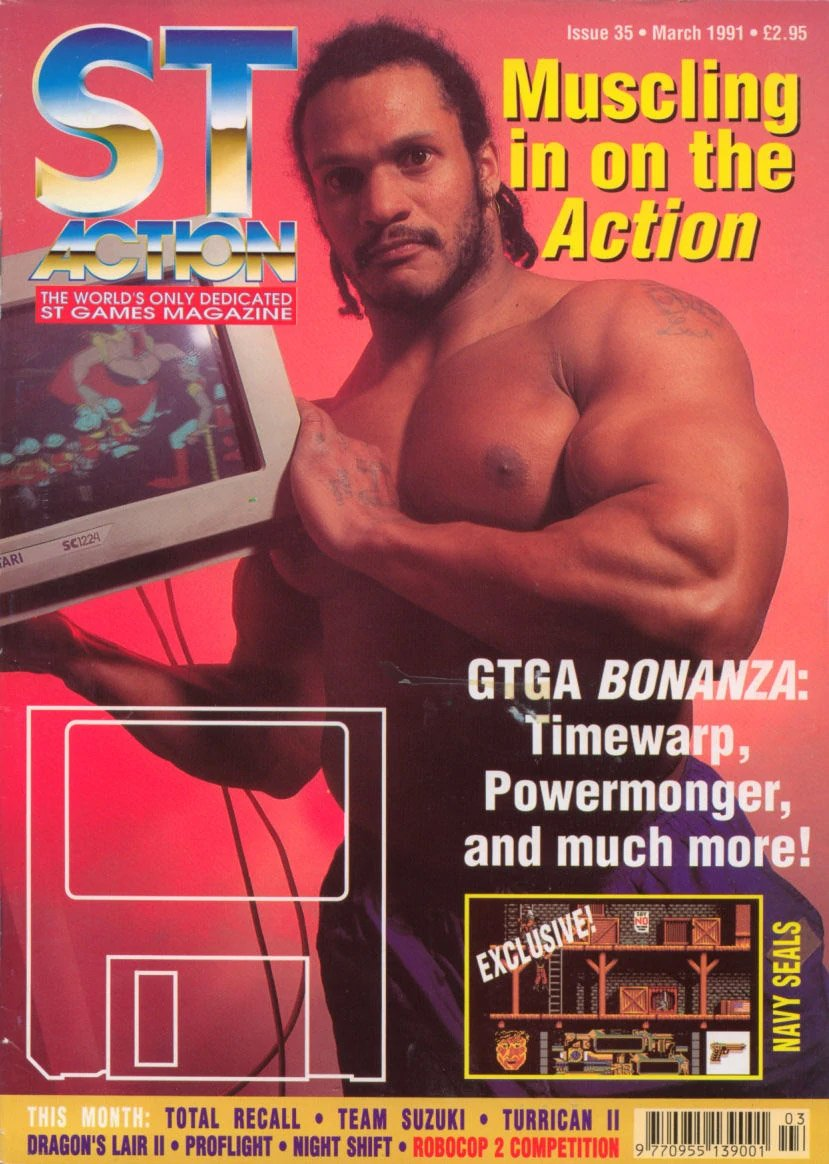 ST Action Issue 35 (March 1991)