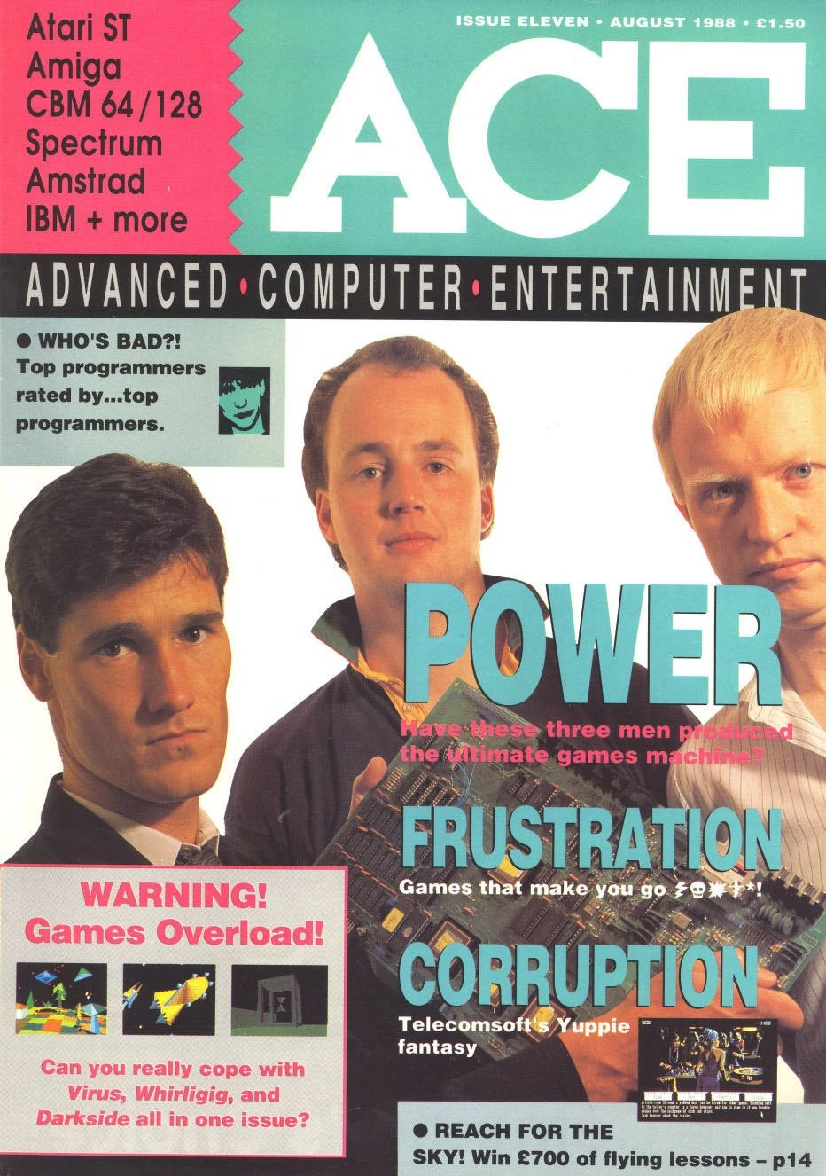 ACE 11 (August 1988)