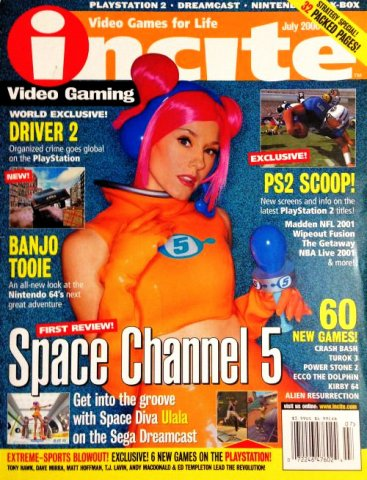 incite Video Gaming Issue 08 (July 2000)