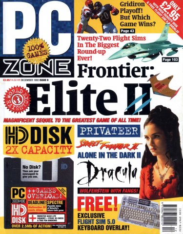 PC Zone Issue 009 (December 1993)