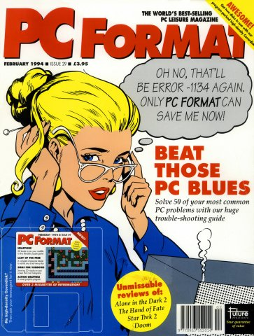 PC Format Issue 029 (February 1994)