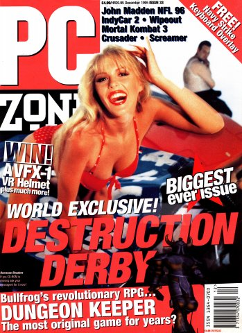 PC Zone Issue 033 (December 1995)