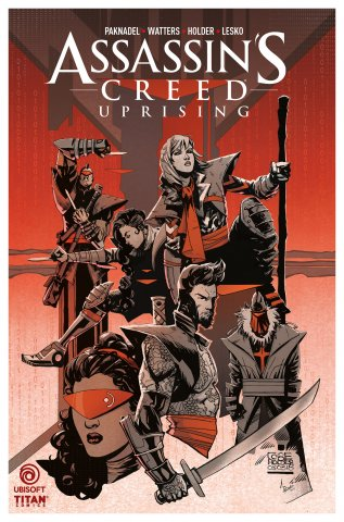 Assassin's Creed: Uprising (Titan Comics)