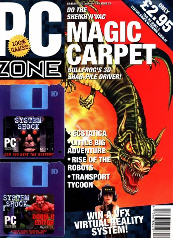 PC Zone Issue 021 (December 1994)