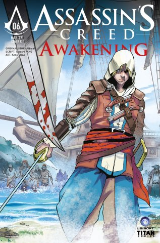 Assassin's Creed: Awakening (Titan Comics)
