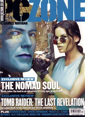 PC Zone Issue 083 (December 1999)