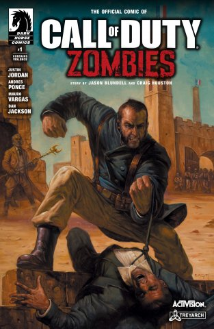 Call of Duty - Zombies Vol.2 01 (September 2018)