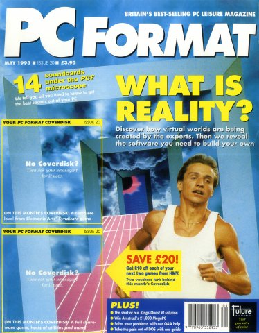 PC Format Issue 020 (May 1993)