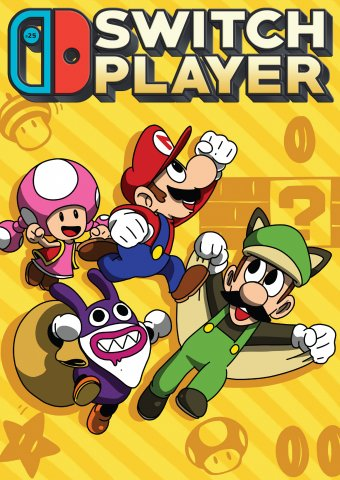 Switch Player Issue 25 March 2019