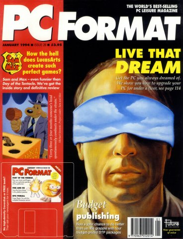 PC Format Issue 028 (January 1994)