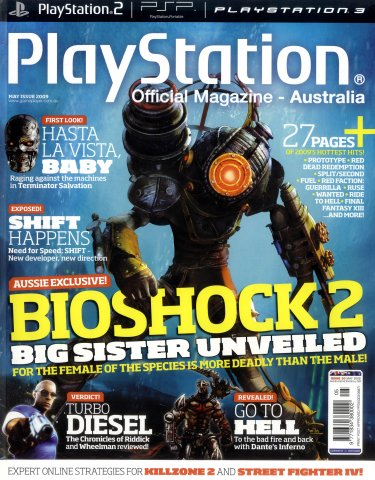PlayStation Official Magazine Issue 030 (May 2009)
