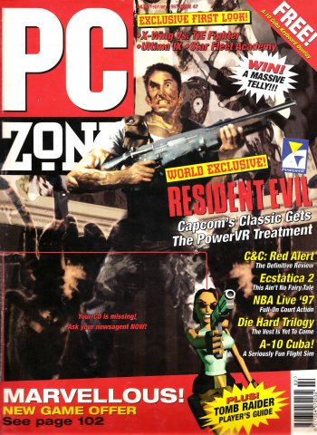 PC Zone Issue 047 (February 1997)