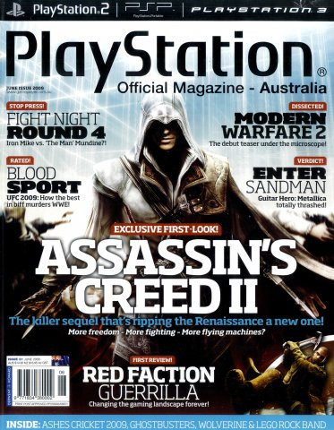 PlayStation Official Magazine Issue 031 (June 2009)
