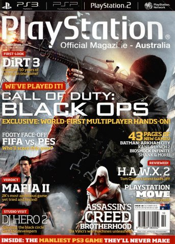 PlayStation Official Magazine Issue 048 (October 2010)