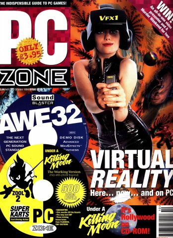 PC Zone Issue 019 (October 1994)