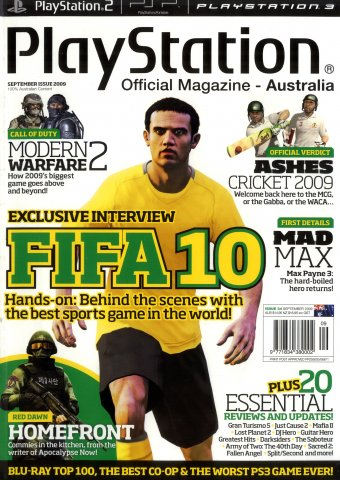 PlayStation Official Magazine Issue 034 (September 2009)