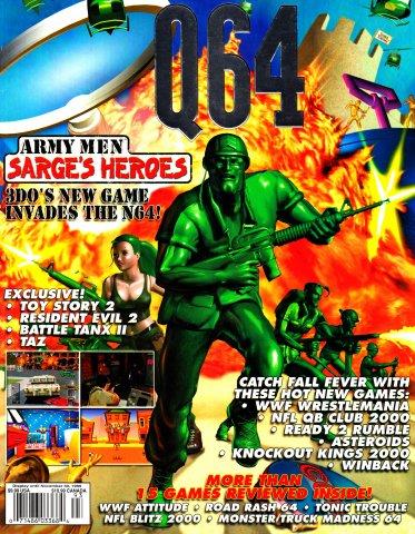 Q64 1999 Volume 3 (Fall)