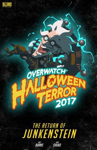 Overwatch - Halloween Terror 2017: The Return of Junkenstein (2017)
