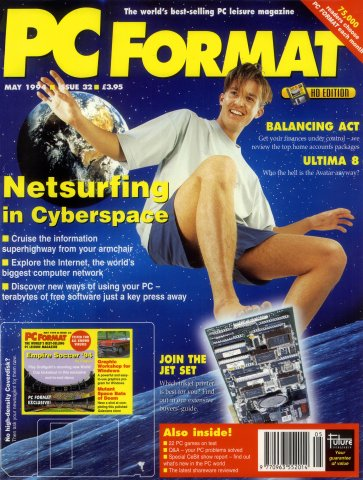 PC Format Issue 032 (May 1994)