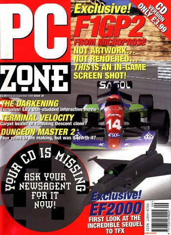 PC Zone Issue 030 (September 1995)
