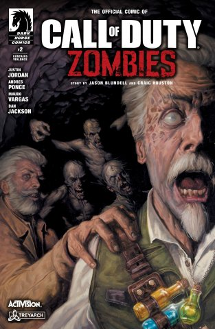 Call of Duty - Zombies Vol.2 02 (October 2018)