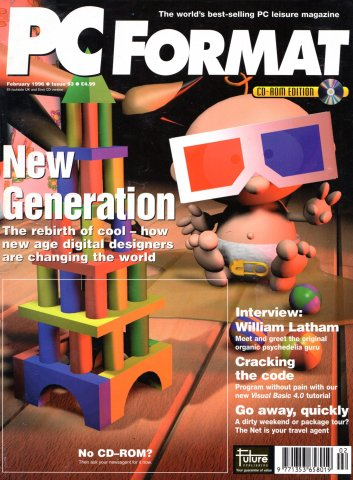 PC Format Issue 053 (February 1996)
