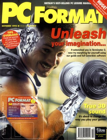 PC Format Issue 025 (October 1993)