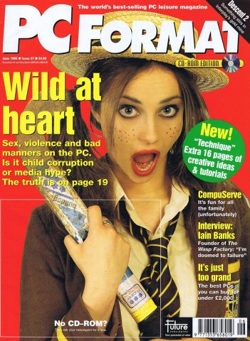 PC Format Issue 057 (June 1996)