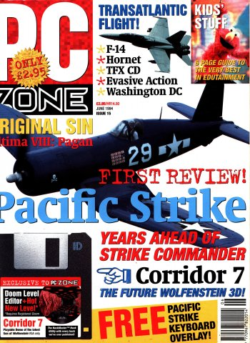PC Zone Issue 015 (June 1994)