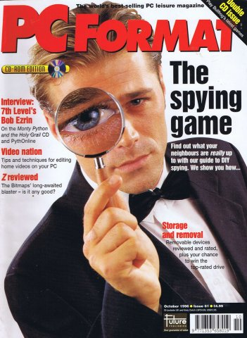 PC Format Issue 061 (October 1996)