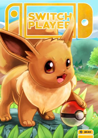 Switch Player Issue 23 January 2019 Cover B
