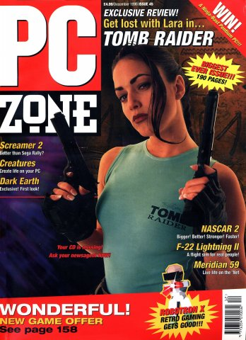 PC Zone Issue 045 (December 1996)