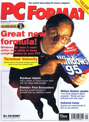 PC Format Issue 048 (September 1995)