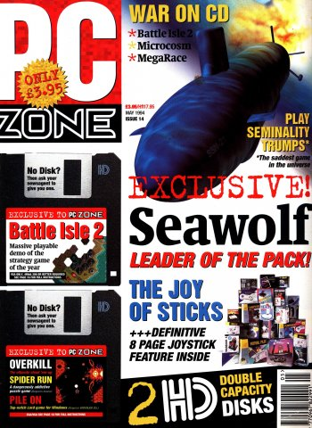 PC Zone Issue 014 (May 1994)