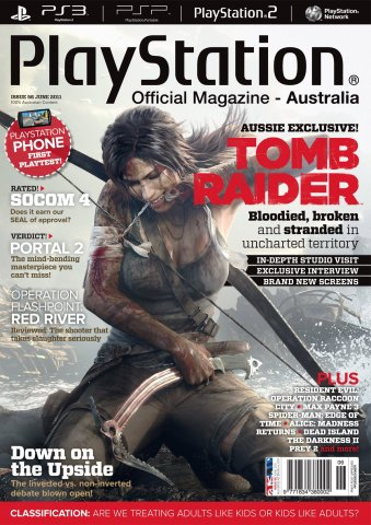 PlayStation Official Magazine Issue 056 (June 2011)